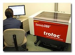 Precision Laser Marking